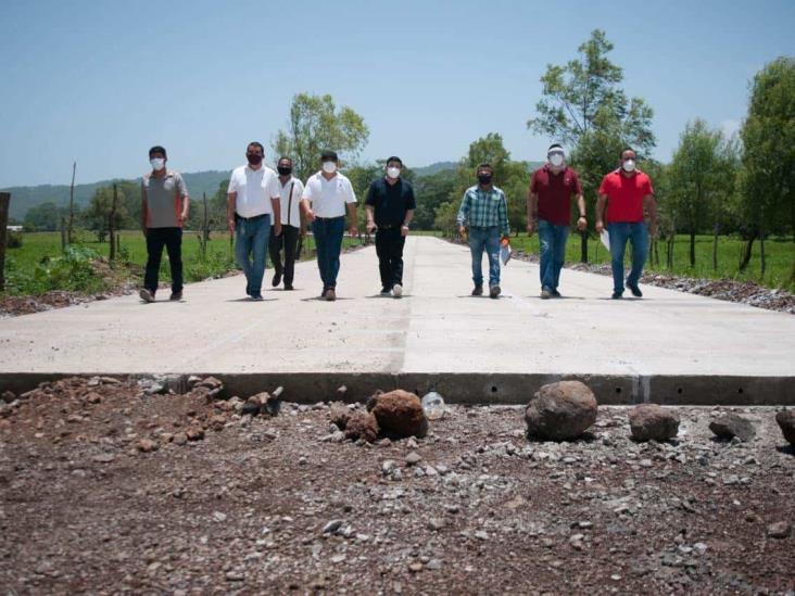 Nada nos detiene en obras para los Tuxtlas: Cazarín