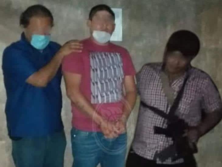 Ministeriales detienen a presunto asesino de agricultor en Ciudad Isla