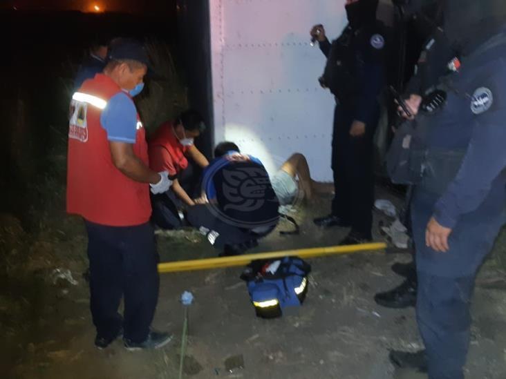 Mujer pierde un brazo tras accidente en carretera Las Matas