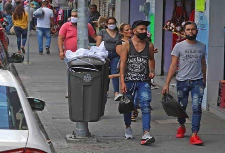 Tres años de cárcel para quien contagie covid-19 en Nuevo León