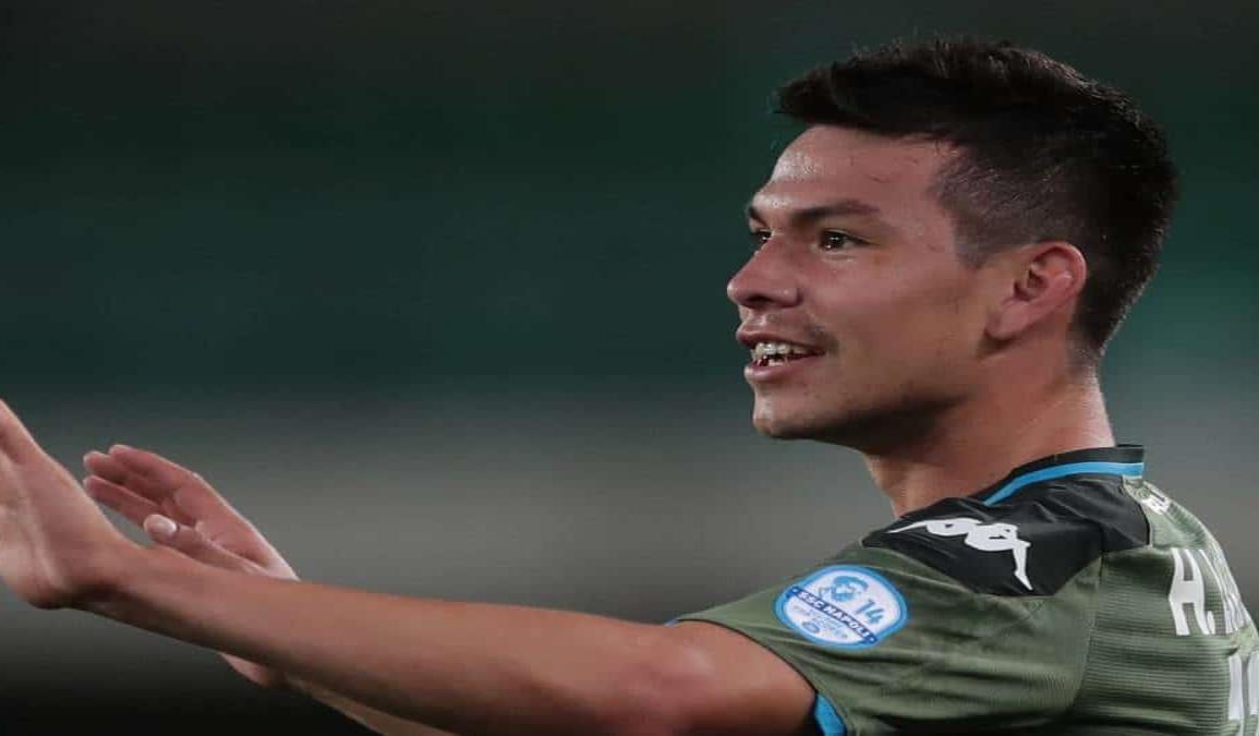 El Milán estaría interesado en fichar al ´Chucky´ Lozano