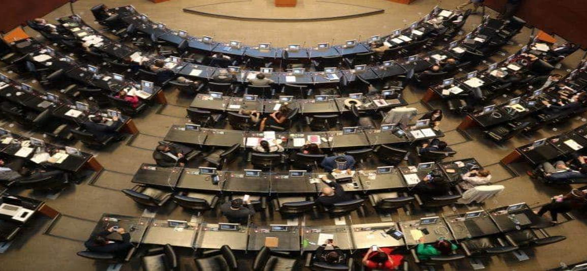El Senado avala en lo general y particular dos de las cinco leyes del T-MEC
