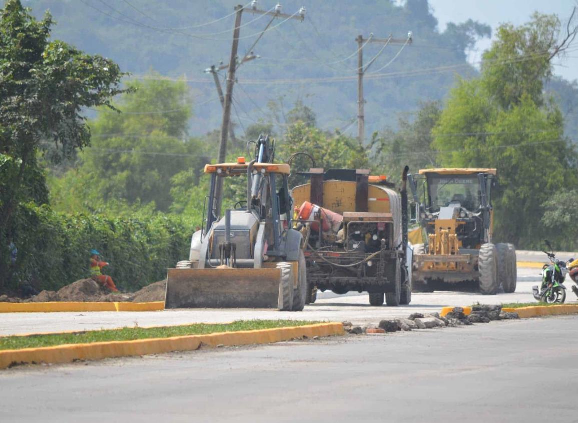 Invierte ayuntamiento de Poza Rica 1 mdp en bacheos, señalan