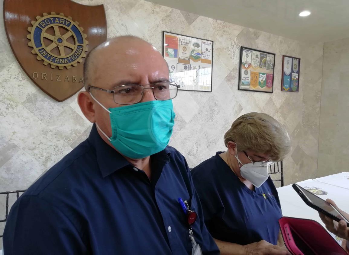 HRRB no está rebasado; se habilitó otra ala para pacientes con COVID-19