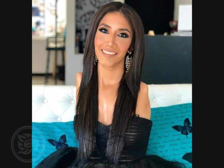 Gaby Molina representa a Veracruz en concurso internacional de belleza