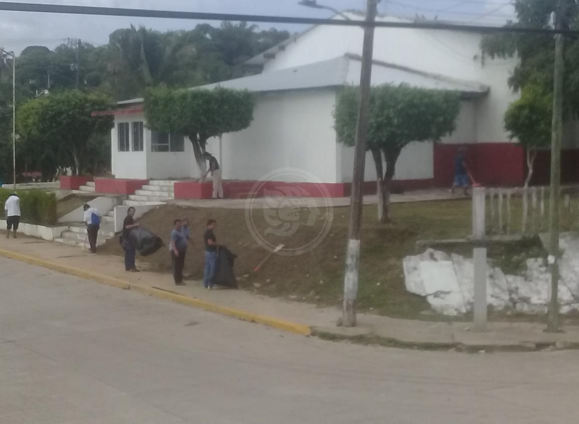 Transitorios siguen esperando oportunidad en Sección 16 de Cuichapa