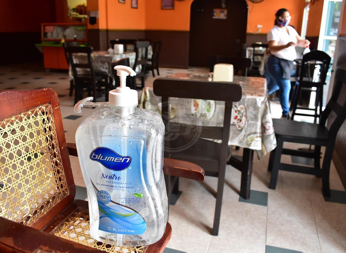 Cofepris inspecciona alrededor de 30 restaurantes en Coatzacoalcos