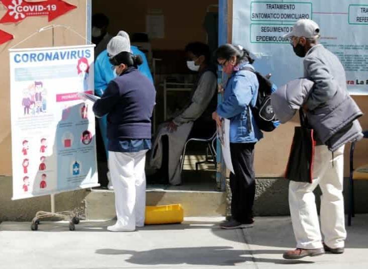Región de Bolivia suministra dióxido de cloro a pacientes con Covid-19
