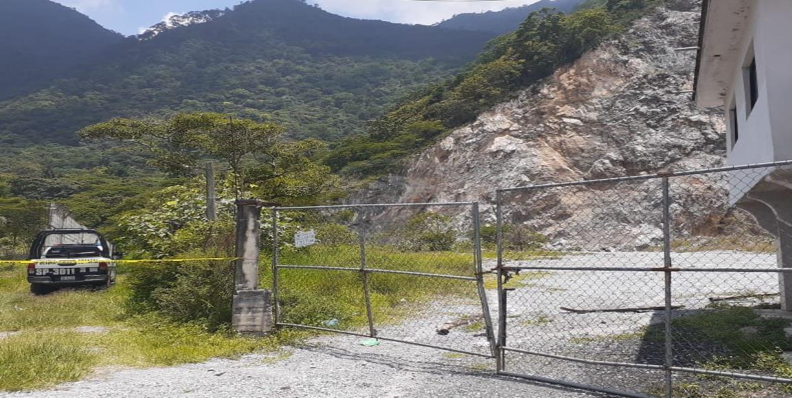 Fuerte movilización en Huiloapan por hallazgo de cuerpo