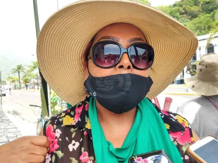 Candelaria Ochoa, insensible a problemática de las mujeres: activistas veracruzanas