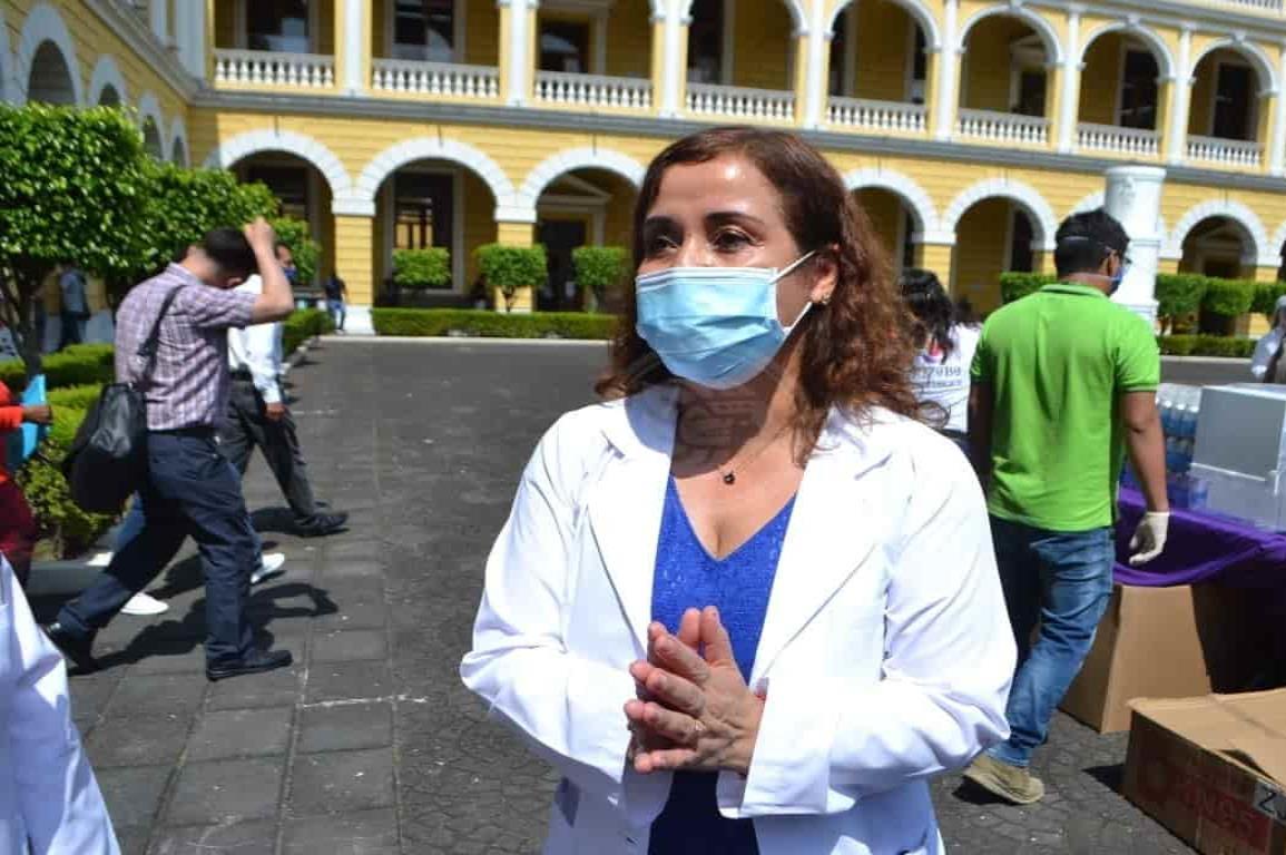 Por COVID-19 han fallecido 15 empleados en IMSS Veracruz Sur