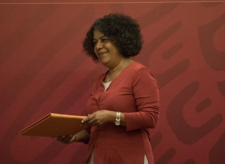 Candelaria Ochoa Ávalos renuncia como titular de la Conavim