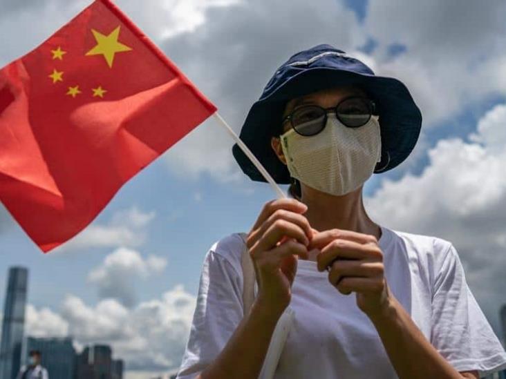 """""""No es asunto suyo"""", responde China a críticos de ley para Hong Kong"""