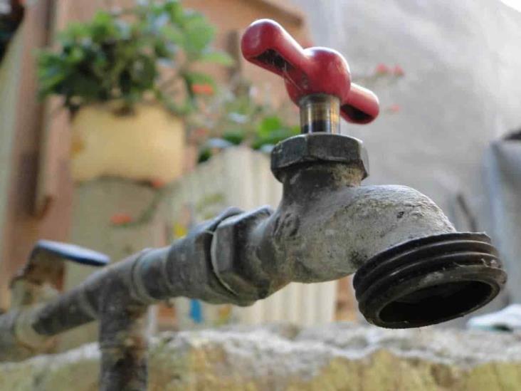 Estará Tuxpan sin servicio de agua por 72 horas