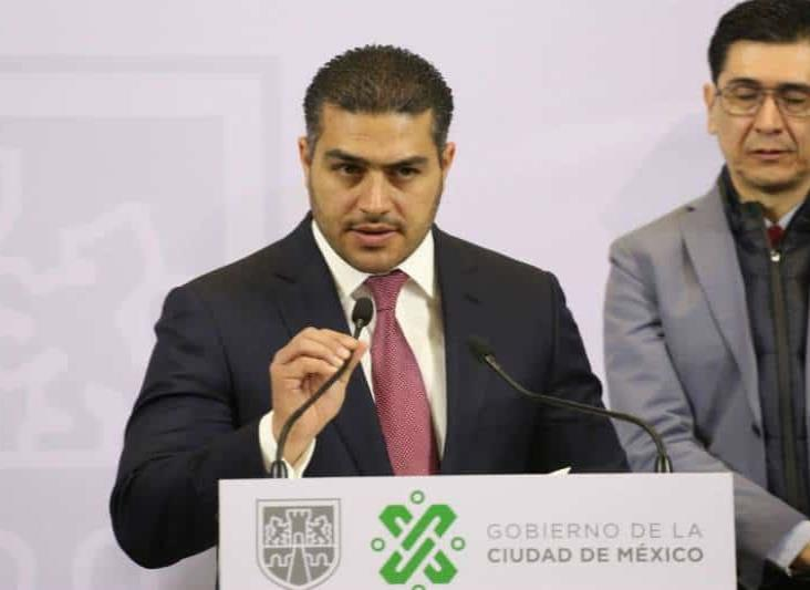 García Harfuch cambia a encargado de despacho de SSC tras atentado