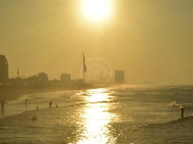 Sensación de calor supera los 40 grados en Coatzacoalcos