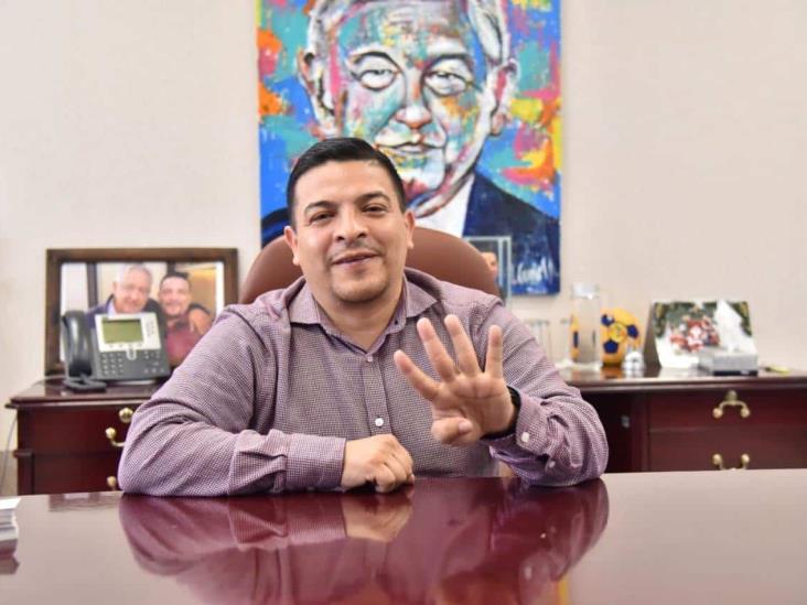 AMLO refrenda su liderazgo y compromiso con la 4T: Gómez Cazarín