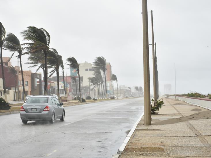 Onda Tropical 11 generaría lluvias en el sur de Veracruz