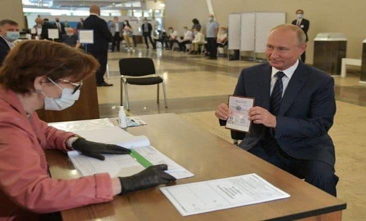 Vía libre a Putin para gobernar hasta 2036
