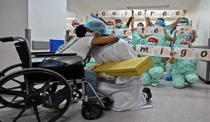 El 50.6% de los contagiados por Covid-19 en el mundo se recuperó