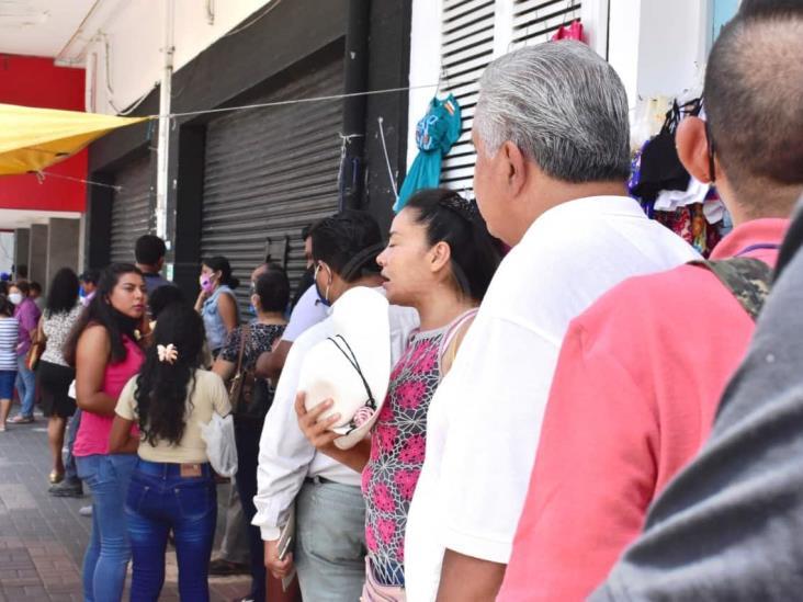 A pesar de más de 800 contagios, en Coatza siguen sin usar cubrebocas