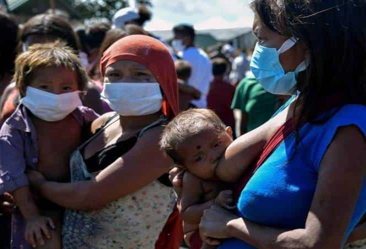Detectan brote de coronavirus en plantas de carne de Brasil