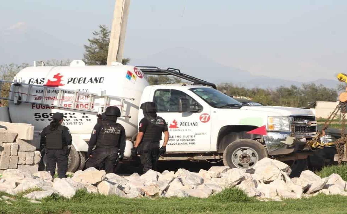 Crece 114 por ciento robo de gas: Pemex
