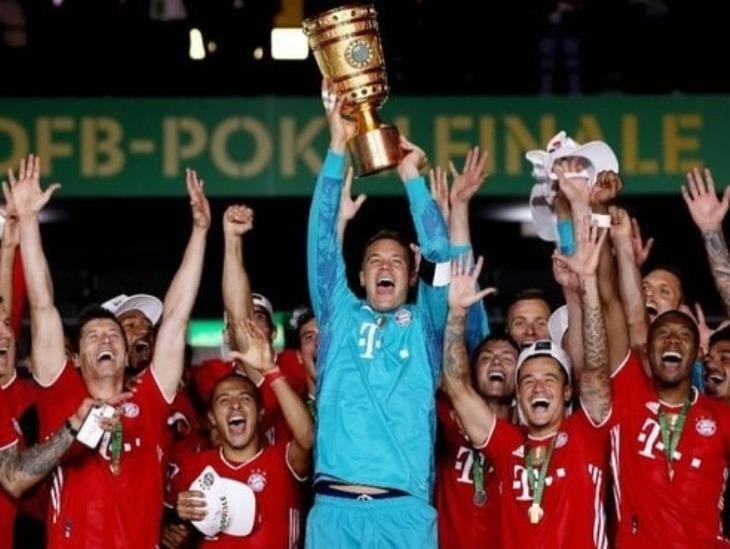 Bayern Múnich se corona como Campeón en la Copa
