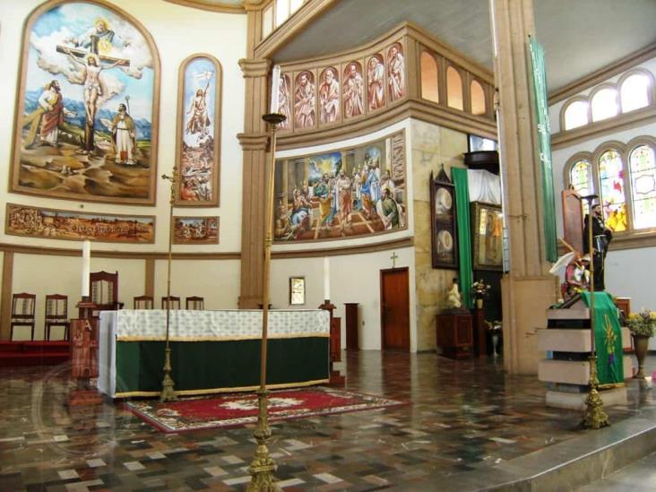 Reinician misas en Acayucan, apegándose a la nueva normalidad