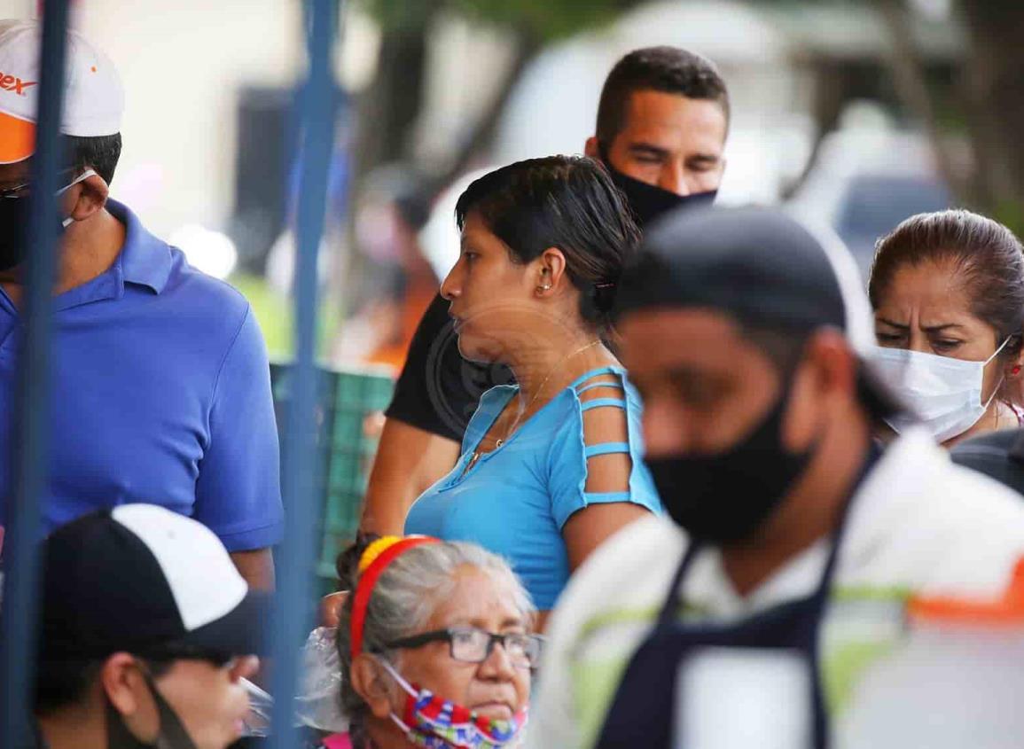Suma México 46,688 muertos y 424,637 contagios por COVID-19