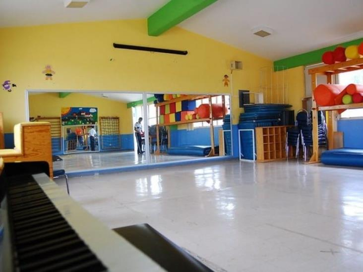 Pese a estar en riesgo, reabrirán guarderías del IMSS en Xalapa