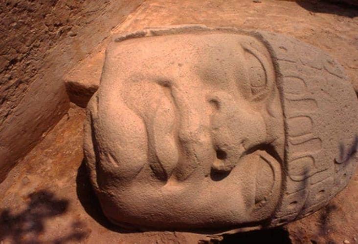 Cabezas olmecas son de origen mesoamericano y no africano: UNAM
