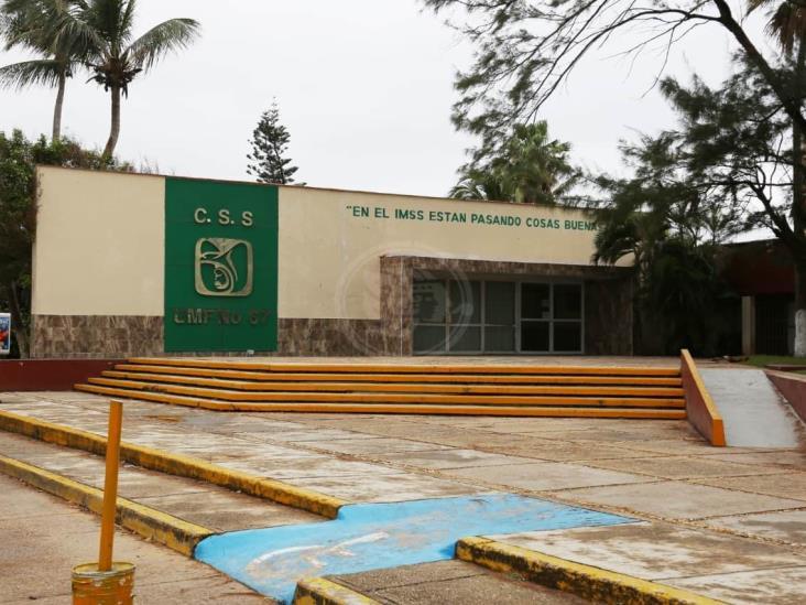Solicitan filtro sanitario en IMSS de la Puerto México