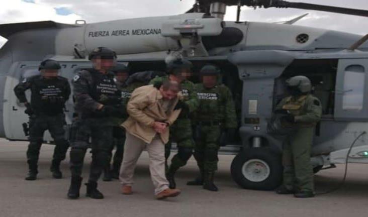 Qué ofreció el Chapo Guzmán a la DEA para evitar que EU pidiera su extradición