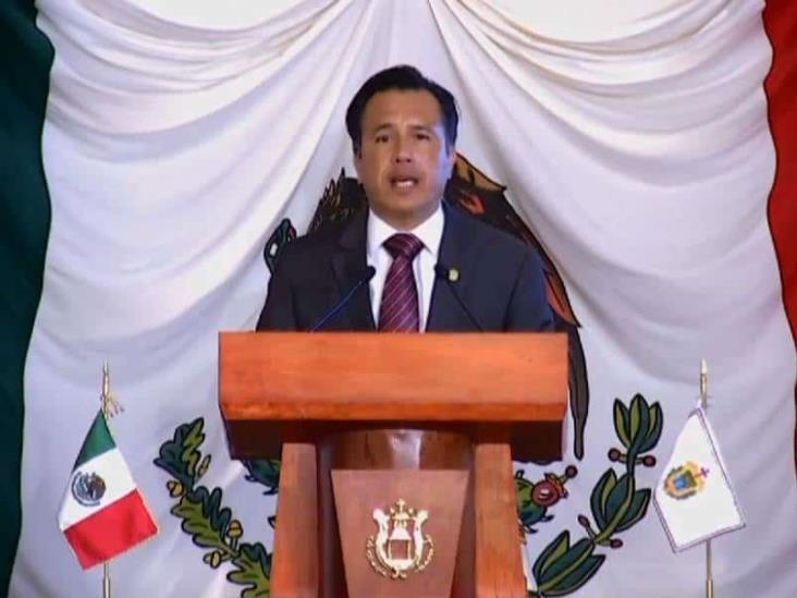 CGJ: La transformación va avanzando en Veracruz