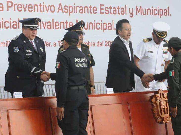 ´Mil 200 policías con perspectiva de género y respeto a derechos humanos´