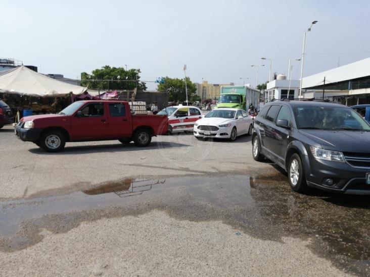 Se desploma distribución de productos en Central de Abastos de Minatitlán