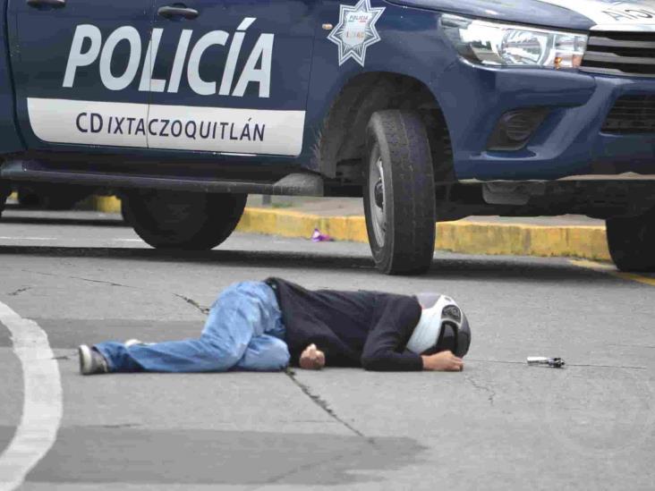 Sicarios del crimen ejecutan a dos hombres en Ixtaczoquitlán