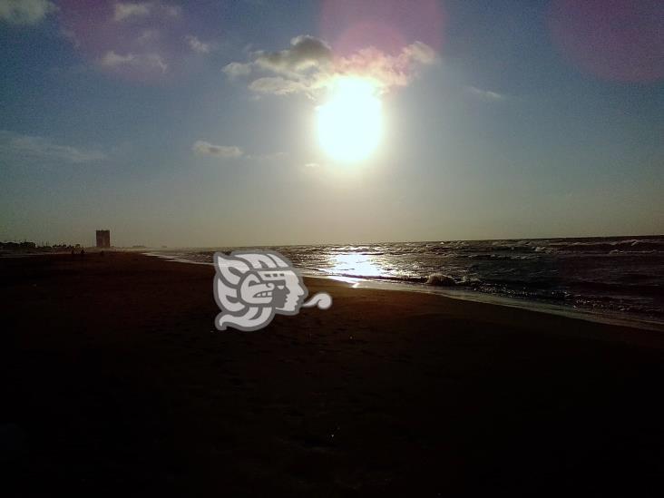 Calor en el sur de Veracruz rebasará los 38 grados