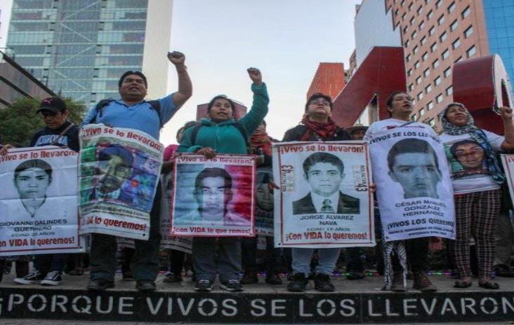 FGR confirma la localización de restos de uno de los 43 normalistas de Ayotzinapa
