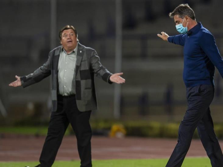 Técnicos de Liga MX no están respetando medidas sanitarias