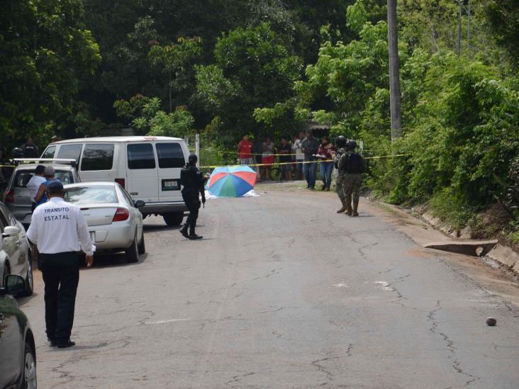 Muere joven en accidente dejando 3 niños en orfandad