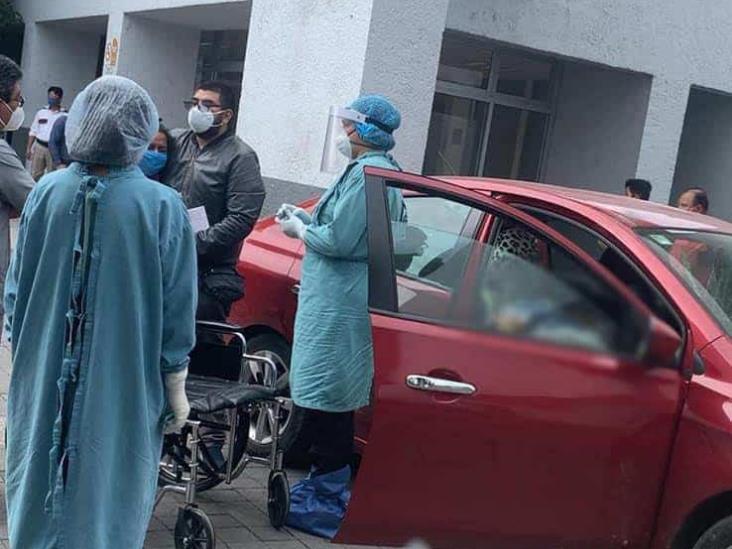 Descarta ISSSTE que mujer fallecida en Xalapa haya sido por COVID-19