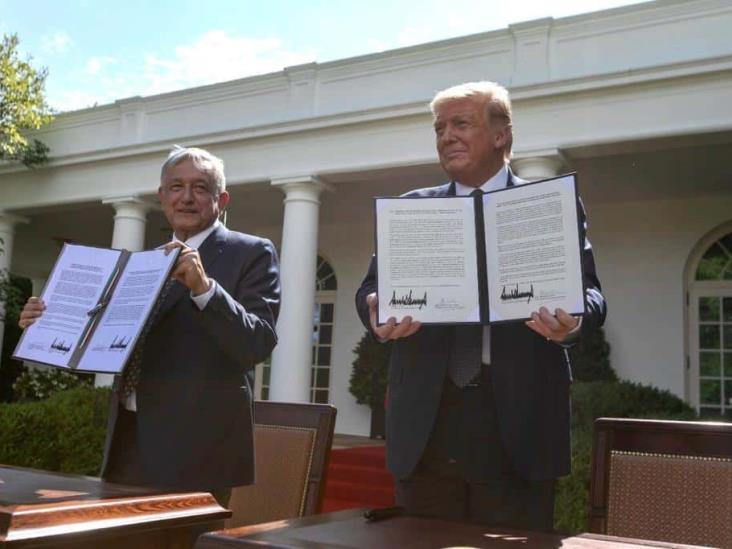 México y EU optan por diálogo y respeto: AMLO