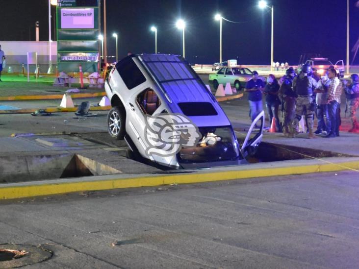 Por no detenerse, Guardia Nacional disparó contra joven en Coatzacoalcos
