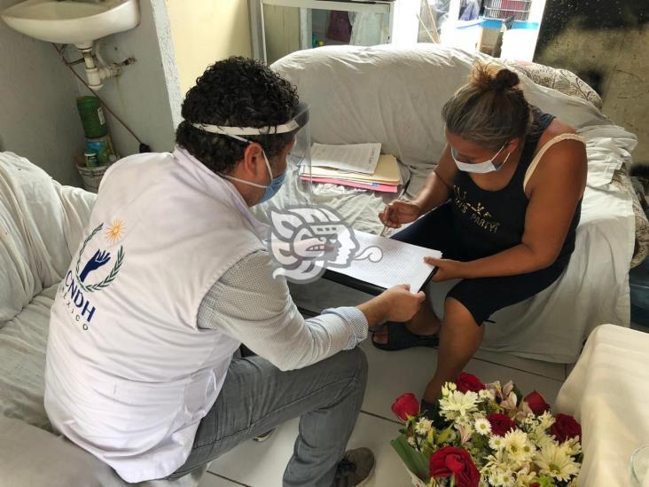 CNDH investiga errónea identificación de cuerpos en IMSS de Coatzacoalcos