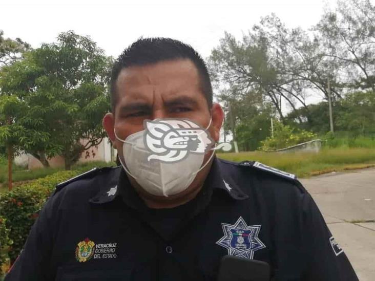 Comandante de la Policía de Nanchital descarta amenazas del crimen