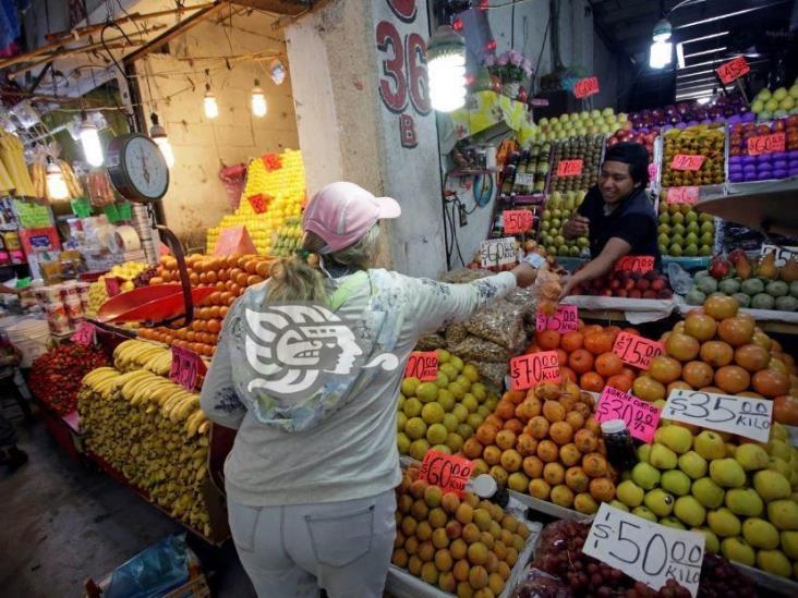 Se acelera inflación más de lo previsto en México