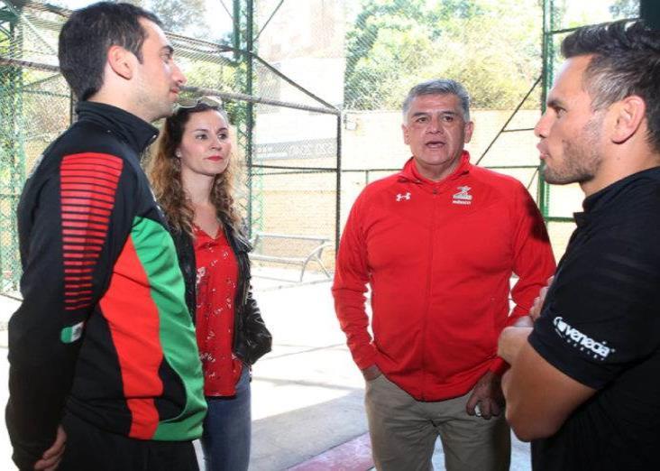 SFP suspende a director de Alto Rendimiento de la Conade