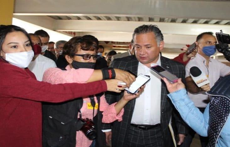 Santiago Nieto afirma que seguirá combatiendo al crimen, pese a amenazas del CJNG